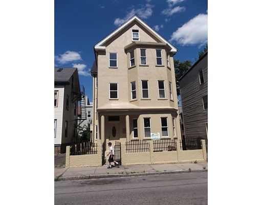 Single Family Home for Rent at 66 Mozart Street Boston, Massachusetts 02130 United States