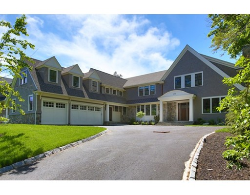 Single Family Home for Sale at 170 Sargent Street Newton, Massachusetts 02458 United States