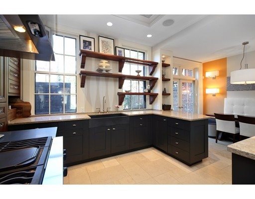 Single Family Home for Sale at 9 Walnut Boston, Massachusetts 02108 United States