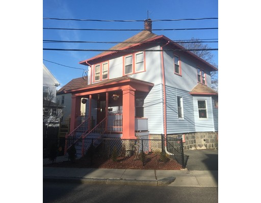 Single Family Home for Sale at 62 Sycamore Street Boston, Massachusetts 02131 United States