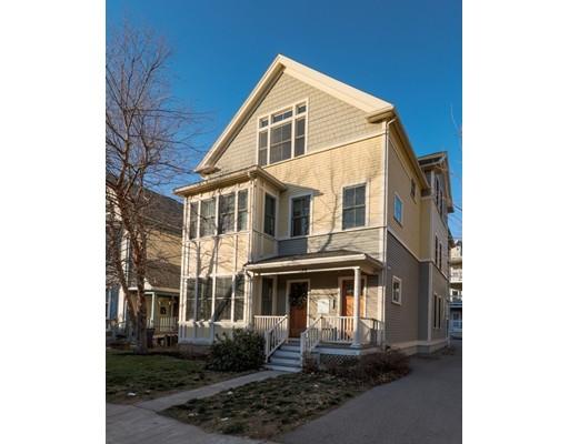 Condominium for Sale at 14 Bolster Boston, Massachusetts 02130 United States
