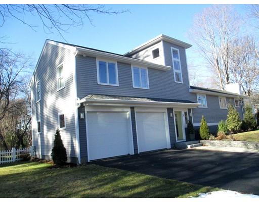 独户住宅 为 出租 在 28 Birch Drive 康科德, 01742 美国