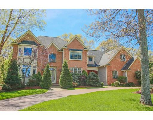 Maison unifamiliale pour l Vente à 38 RUSSET HILL Road Franklin, Massachusetts 02038 États-Unis