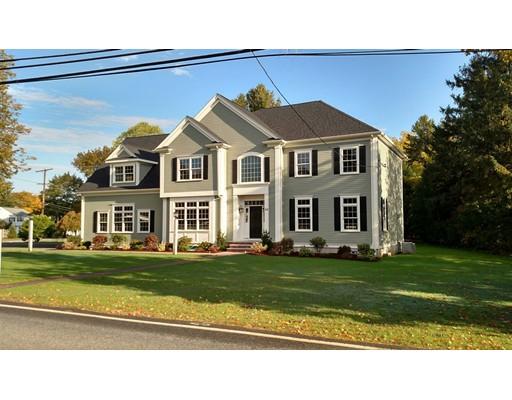 Single Family Home for Sale at 45 EVERETT STREET Natick, Massachusetts 01760 United States