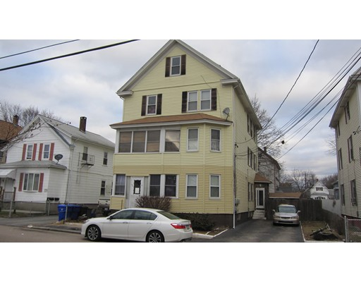 Multi-Family Home for Sale at 87 THOMAS Pawtucket, 02860 United States