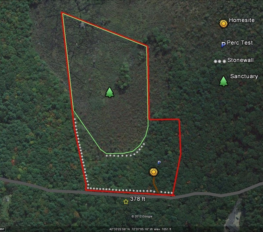 Property for sale at Lot 3 Templeton Road, Phillipston,  MA 01331