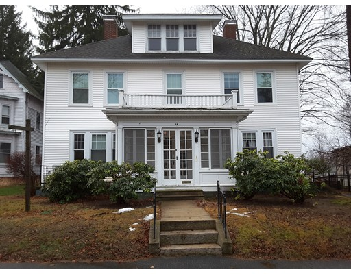 Single Family Home for Sale at 14 Pleasant Street Ware, 01082 United States