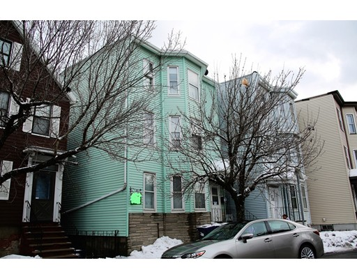 Multi-Family Home for Sale at 237 Bennington Street Boston, Massachusetts 02128 United States