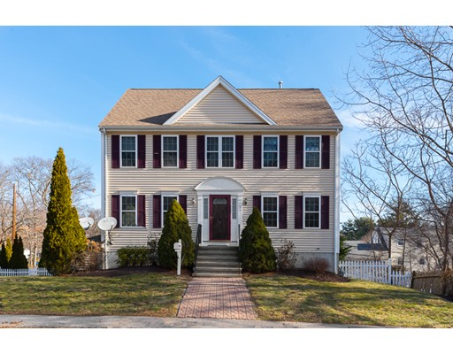 51 Grampian Way Weymouth Ma 187 Colonial For Sale 187 549 000