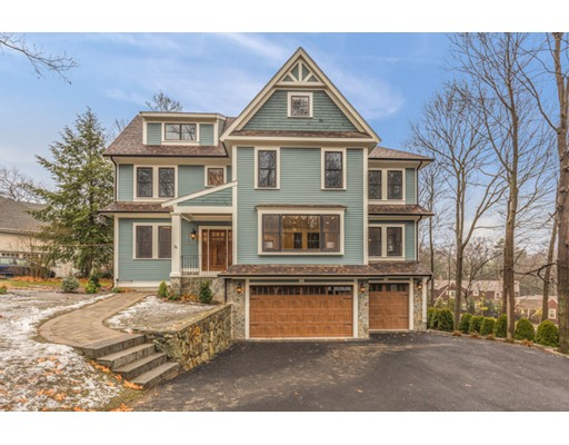 Single Family Home for Sale at 39 Lorena Road Winchester, Massachusetts 01890 United States