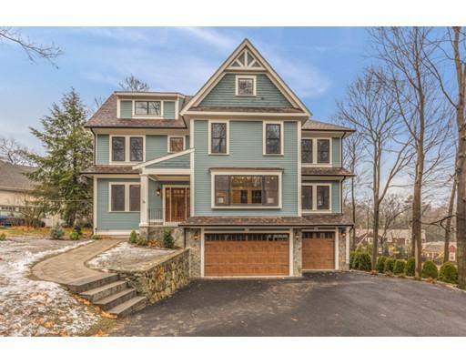 Casa Unifamiliar por un Venta en 39 Lorena Road Winchester, Massachusetts 01890 Estados Unidos