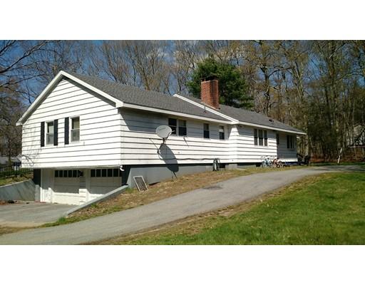 Maison unifamiliale pour l Vente à 34 Sterling Road Plainfield, Connecticut 06354 États-Unis