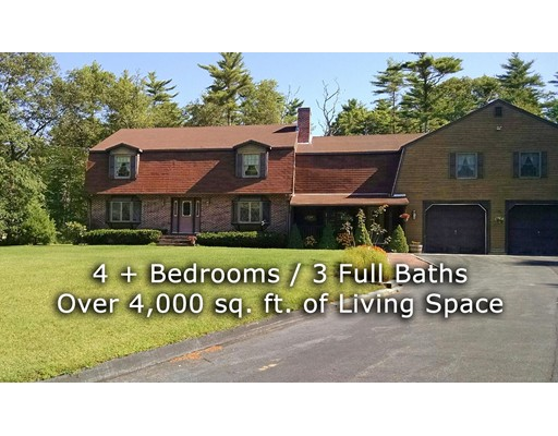 独户住宅 为 出租 在 182 Marion Rd. #1 182 Marion Rd. #1 Middleboro, 马萨诸塞州 02346 美国