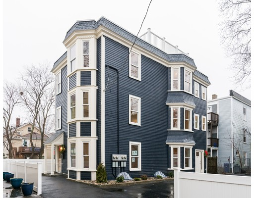 Multi-Family Home for Sale at 21 Atwood Square Boston, Massachusetts 02130 United States
