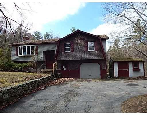 Casa Unifamiliar por un Venta en 80 Brooks Village Road Phillipston, Massachusetts 01331 Estados Unidos