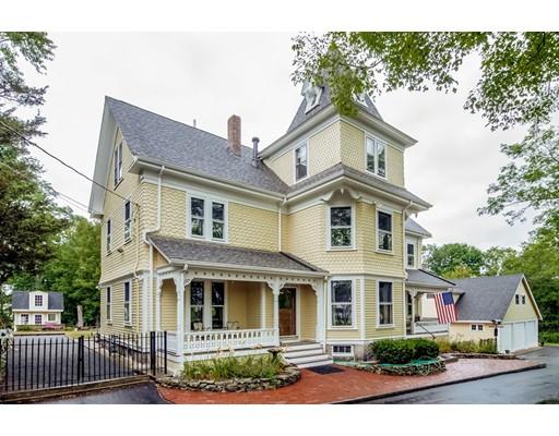 Single Family Home for Sale at 250 Elm Street Easton, Massachusetts 02356 United States