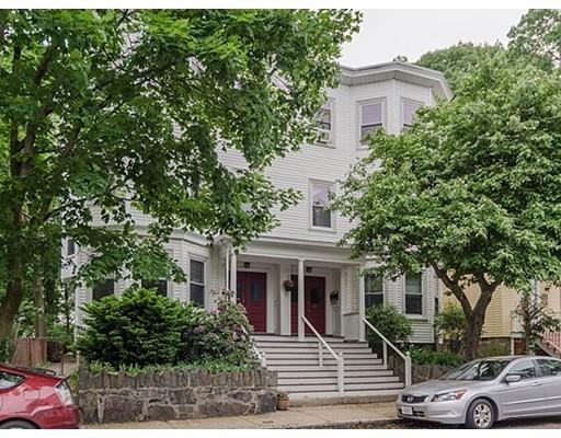 Condominium for Sale at 74 Carolina Avenue Boston, Massachusetts 02130 United States