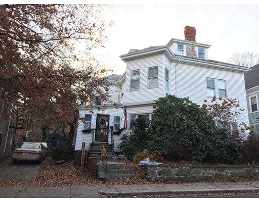 Multi-Family Home for Sale at 14 Hillside Street Boston, Massachusetts 02120 United States
