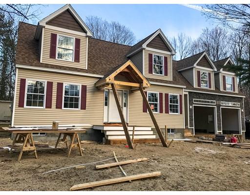 Частный односемейный дом для того Продажа на 132 Warren Townsend, Массачусетс 01469 Соединенные Штаты