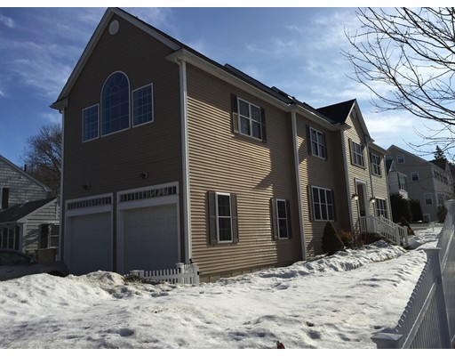 Single Family Home for Rent at 19 Swanton Street Winchester, 01890 United States