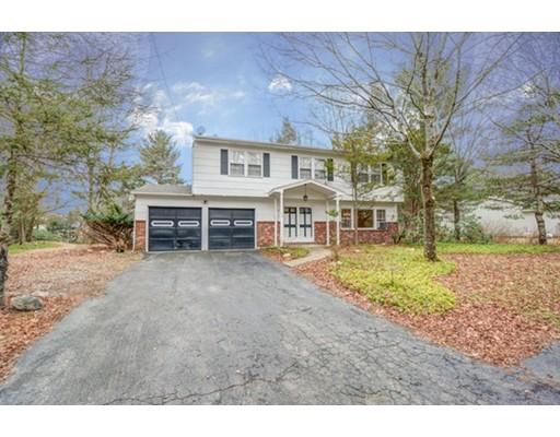 Single Family Home for Sale at 58 Ruth Ellen Road Holliston, Massachusetts 01746 United States