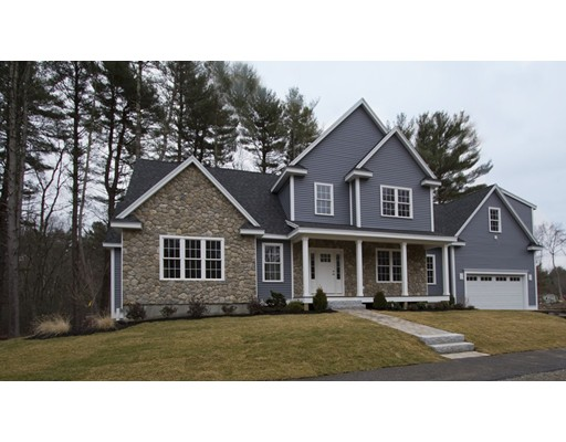 Single Family Home for Sale at 8 Willowdale Circle Ipswich, Massachusetts 01938 United States