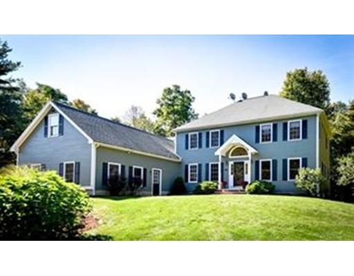 独户住宅 为 销售 在 65 Oak Hill Lane 博伊尔斯顿, 马萨诸塞州 01505 美国