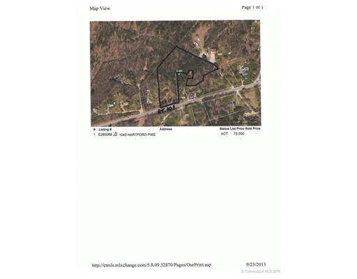 1040 Hartford Pike, Killingly, CT 06241
