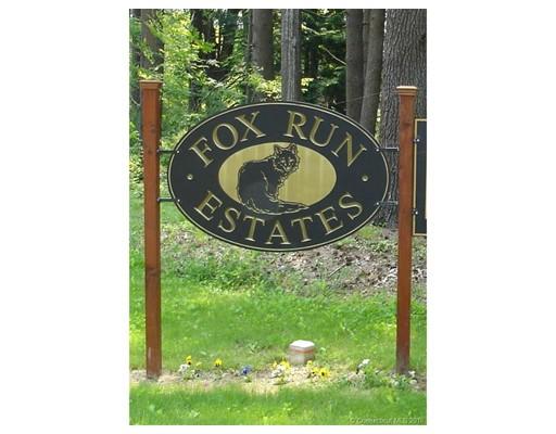 土地 为 销售 在 12 Barlow Cemetery Road Woodstock, 康涅狄格州 06281 美国