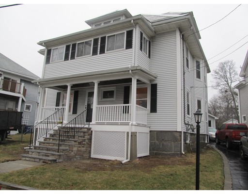 Single Family Home for Rent at 65 Merrymont Road Quincy, Massachusetts 02169 United States