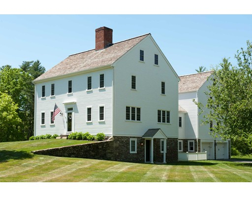 Single Family Home for Sale at 192 County Street Lakeville, Massachusetts 02347 United States
