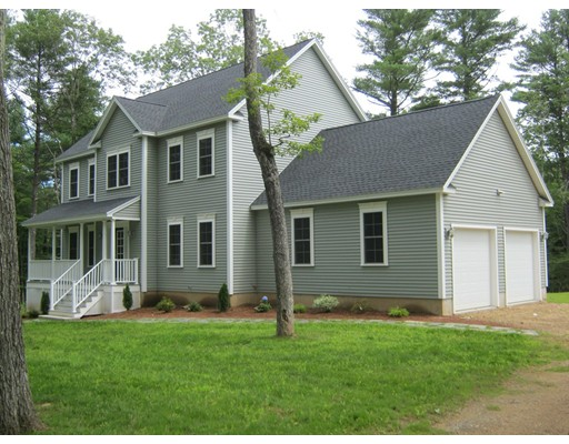 Single Family Home for Sale at 153 Suomi Street Paxton, Massachusetts 01612 United States