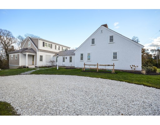 Single Family Home for Sale at 700 Old Harbor Road Chatham, Massachusetts 02633 United States