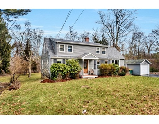 Single Family Home for Sale at 302 Union Street Norwood, Massachusetts 02062 United States