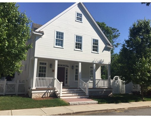 Condominium for Sale at 24 Maple Street #24 Medfield, Massachusetts 02052 United States