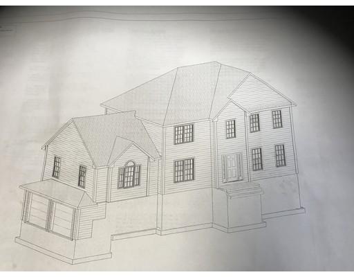 独户住宅 为 销售 在 4 0 N Walker Taunton, 02780 美国