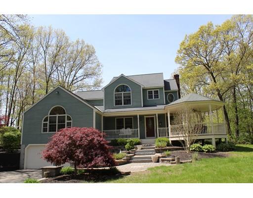 Maison unifamiliale pour l Vente à 21 Corbin Road Dudley, Massachusetts 01571 États-Unis