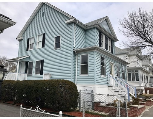 31  Campbell Street,  Quincy, MA