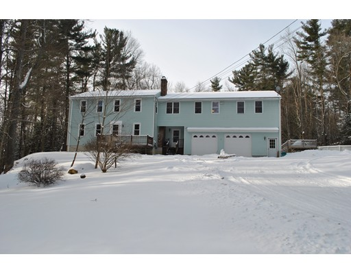 Single Family Home for Sale at 5 Mount Jefferson Road Hubbardston, Massachusetts 01452 United States
