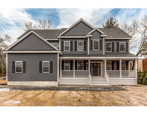 Single Family Home for Sale at 1 RED HILL ROAD North Reading, Massachusetts 01864 United States