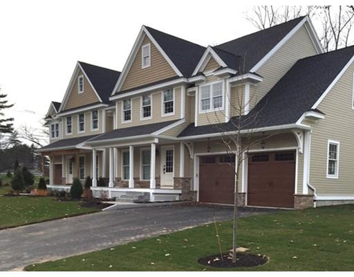 共管式独立产权公寓 为 销售 在 10 TAYLOR COVE DRIVE 安德沃, 01810 美国