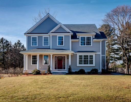 Частный односемейный дом для того Продажа на 427 Davis Road Bedford, Массачусетс 01730 Соединенные Штаты