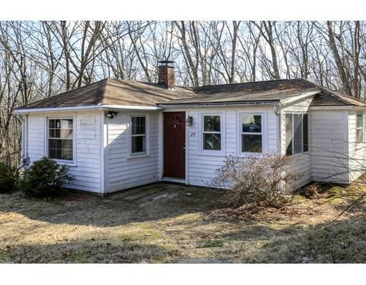 独户住宅 为 销售 在 25 Rosemere Avenue Johnston, 罗得岛 02919 美国