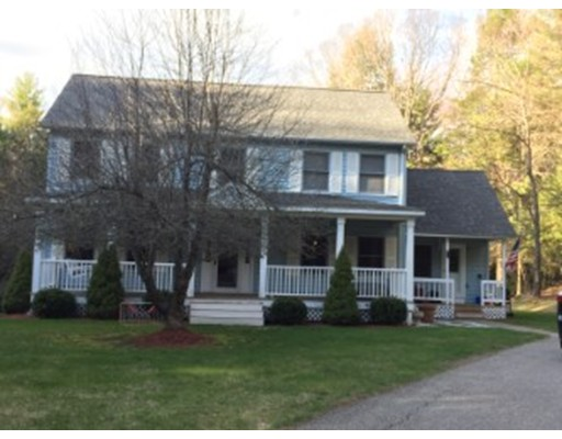 Vivienda unifamiliar por un Venta en 80 TERRY Lane Barre, Massachusetts 01005 Estados Unidos
