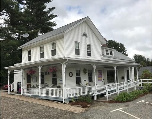 Casa Multifamiliar por un Venta en 531 Summer Street Barre, Massachusetts 01005 Estados Unidos