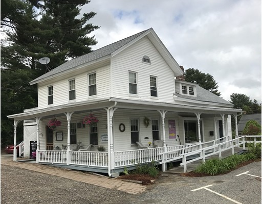Commercial for Sale at 531 Summer Street Barre, Massachusetts 01005 United States