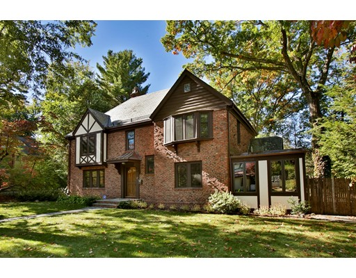 17 Larch Road, Newton, MA 02468