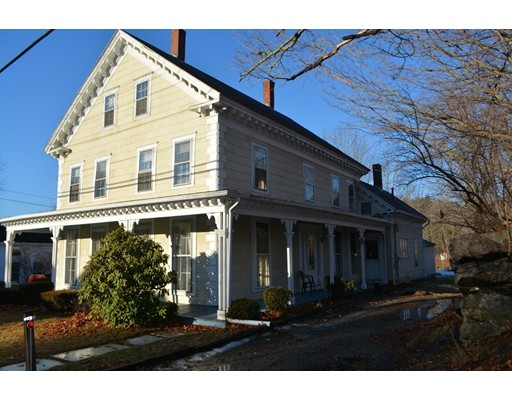 Multi-Family Home for Sale at 136 South Street Barre, Massachusetts 01005 United States