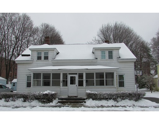 Multi-Family Home for Sale at 7 Nelson Street Clinton, Massachusetts 01510 United States