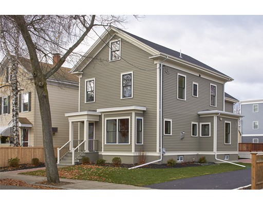 Single Family Home for Sale at 77 Rice Street Cambridge, Massachusetts 02140 United States